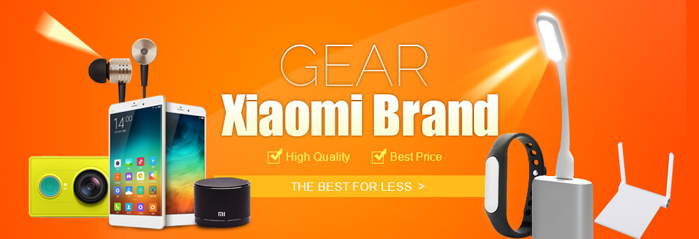 Xiaomi - Προσφορά GearBest.Com