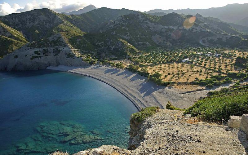 Agios Minas beach