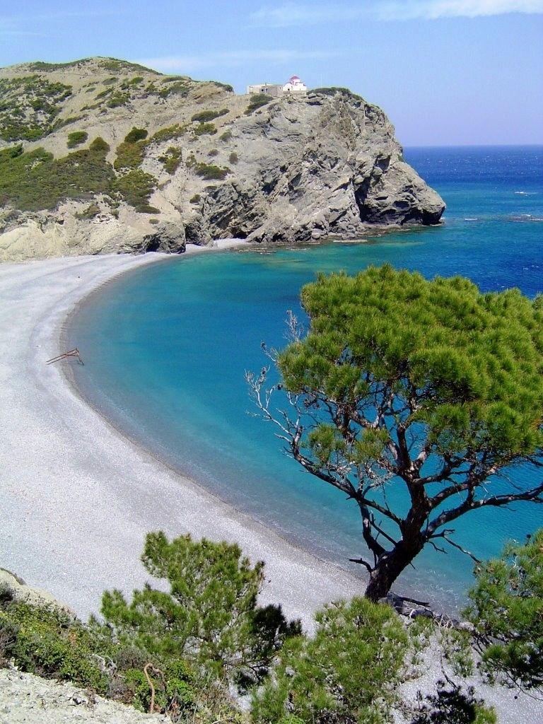 Agios Minas beach 2